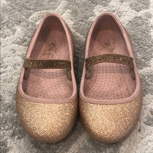 Native Margo Bling Gold Toddler 7